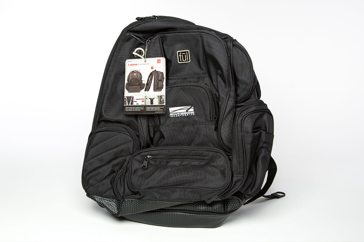 Backpack Embroidery